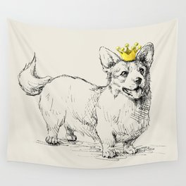 Your Highness Wall Tapestry