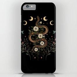 Serpent Spell iPhone Case