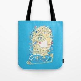 Discreet Compliment Tote Bag