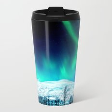 Aurora BorealiS Metal Travel Mug