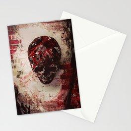 Art killer Stationery Cards