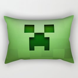 CREEPER MINION Rectangular Pillow
