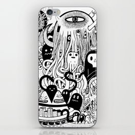 Big Garden  iPhone Skin