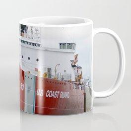 USCG Cutter Mackinaw 83 Coffee Mug