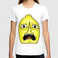 lemongrab T-shirts featuring LEMONGRAAAAAB by alexSHARKE