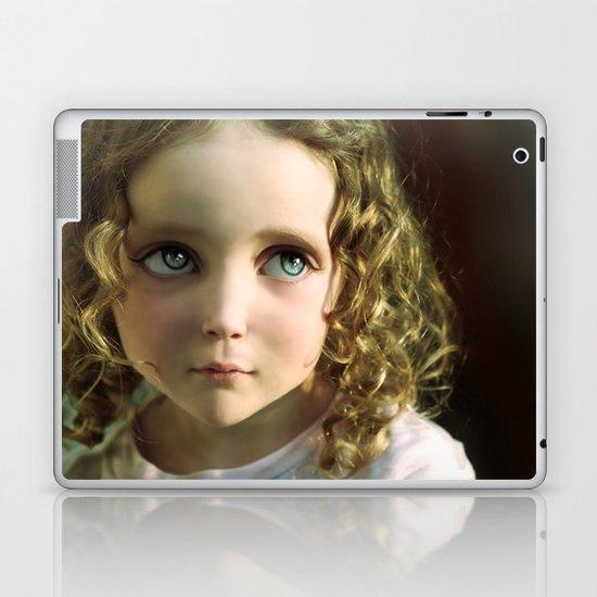 Manga Mila Laptop & iPad Skin