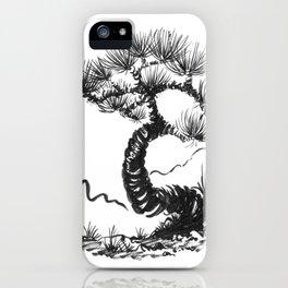 Bonsai iPhone Case