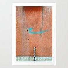 ZZZZ Art Print