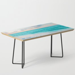 Ocean Bliss #society6 #society6artprint #buyart Coffee Table