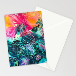 Stages of Foreverandever Stationery Cards
