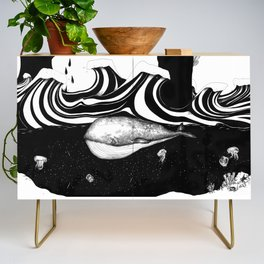The Whale and The Balloons Credenza
