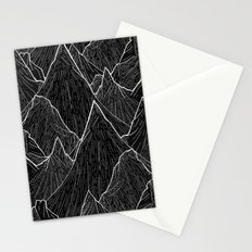 The Dark Peaks Stationery Cards