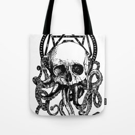 Pieces of Cthulhu Tote Bag