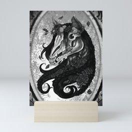 Saturnine Mini Art Print