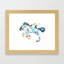 Native Spirit 2 Framed Art Print