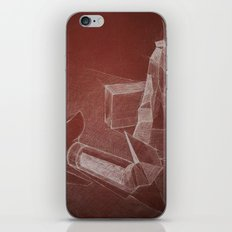 geometric nature iPhone & iPod Skin