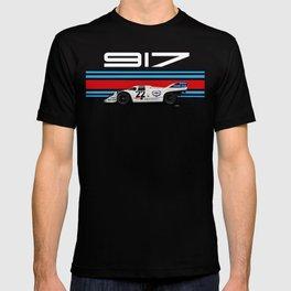 917-053 1971 LeMans Winner T-shirt