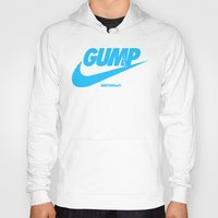 forrest gump Hoodies featuring Gump- JustDoIt IV by IIIIHiveIIII