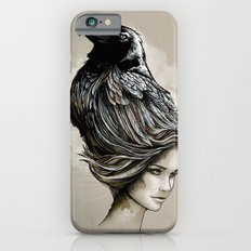 Raven Haired iPhone 6s Slim Case