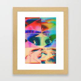 The Beholder Framed Art Print