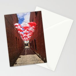 Umbrella Alley (Summer 2016) Stationery Cards