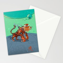 Astro Zodiac Force 03: Tiger Stationery Cards