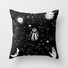 Spiritual Alchemy Throw Pillow