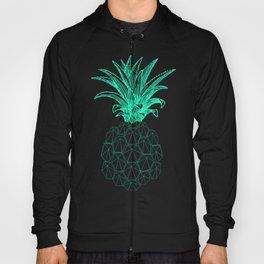 pineapple got the blues Hoody