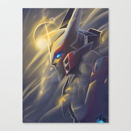 Drift in the Light Canvas Print