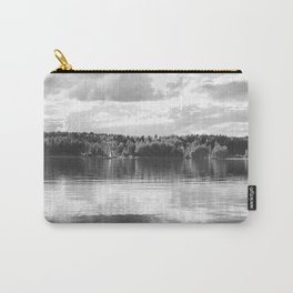 Reflections On A Lake #decor #society6 Carry-All Pouch