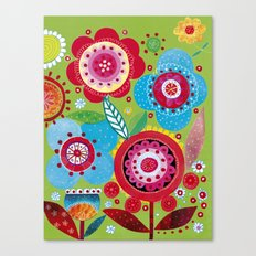Pattern 1 Canvas Print
