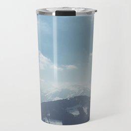 The alps 1 Travel Mug