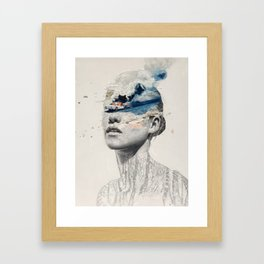 """Collapse"" Framed Art Print"