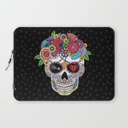 Lost Love BLACK Laptop Sleeve