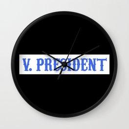 SAMCRO Patch - Vice President Wall Clock