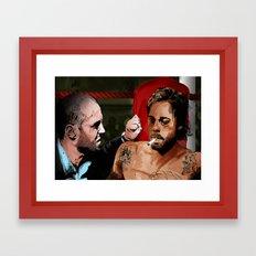 Snatch Framed Art Print