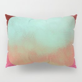 Circle Composition X Pillow Sham