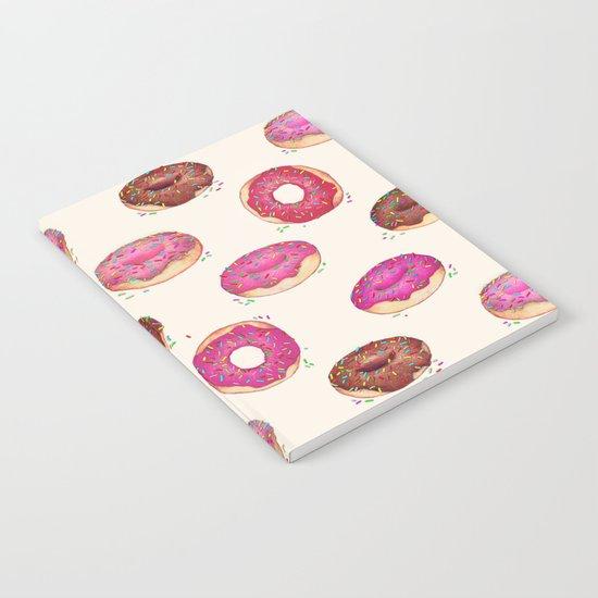 Homemade Doughnuts  Notebook
