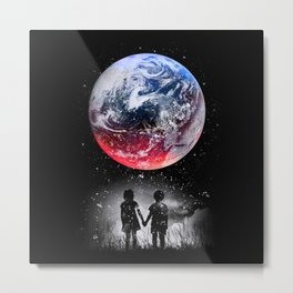 Beautiful Earth Metal Print