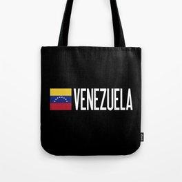 Venezuela: Venezuelan Flag & Venezuela Tote Bag