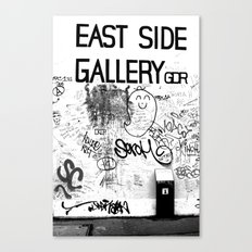 East Side Gallery - Berlin Canvas Print