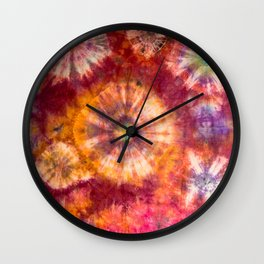 mermaid vibes Wall Clock