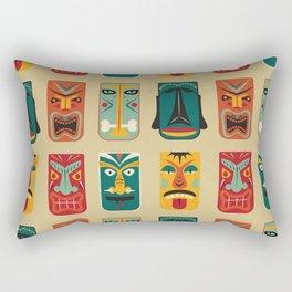 MCM Tiki Friends Rectangular Pillow