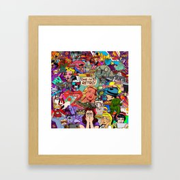 Who in Hell is Archie? Framed Art Print