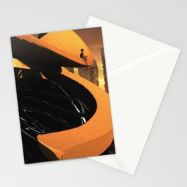 Fishing Boy Stationery Cards