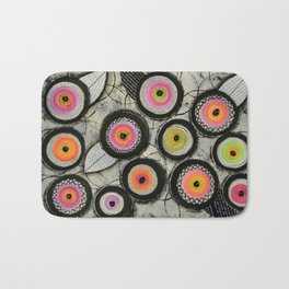 Flowers #2 Bath Mat