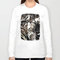 gandalf Long Sleeve T-shirts featuring Gandalf by Patrick Scullin