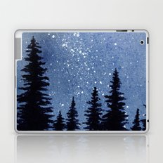 Starry Pines Laptop & iPad Skin
