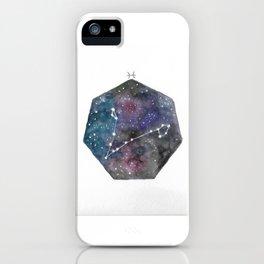 Pisces iPhone Case