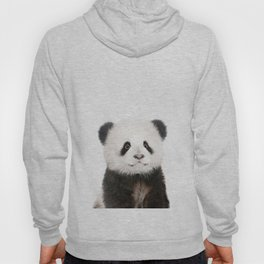 Baby Panda Portrait Hoody